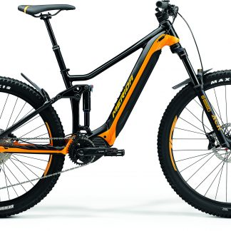 Merida eOne-Forty 400 black/orange