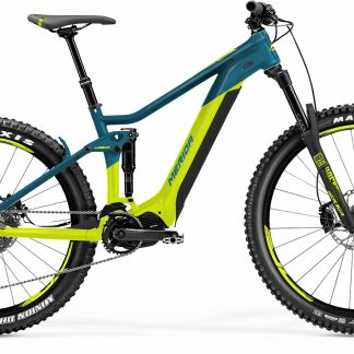 Merida eOne-Sixty 500 teal blue/lime
