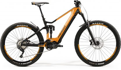 Merida eOne-Sixty 800 orange/black